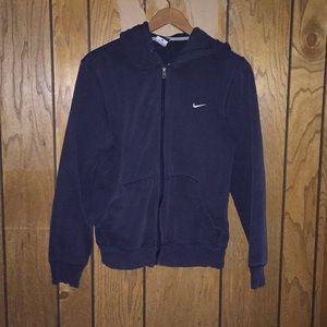 Navy Blue Nike Jacket